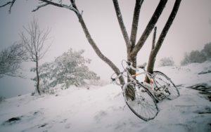 Зимние велосипеды