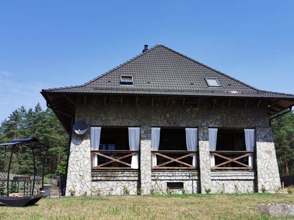 домик в беловежской пуще